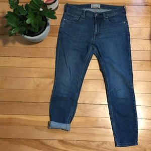 Everlane Skinny Ankle Jeans - Size 28